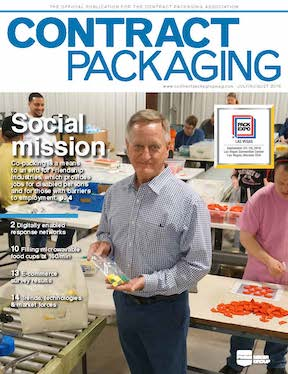 Contract Packaging Magazine | Packaging World